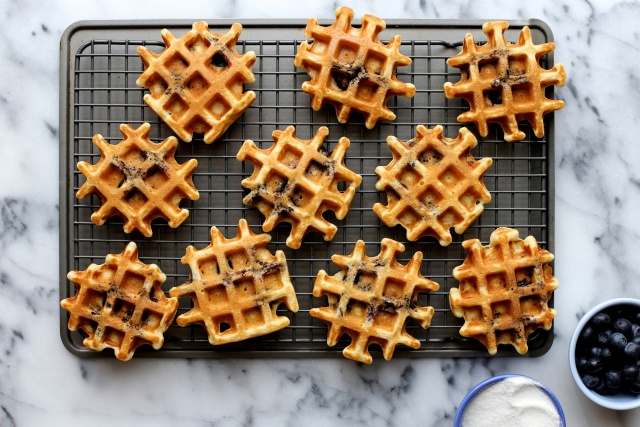 7 of the best waffle recipes that prove they aren't just pancakes in a different shape.