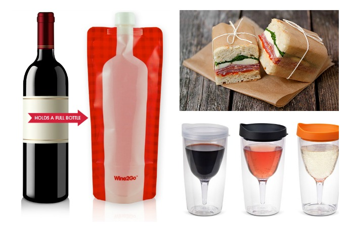 Outdoor dining gear and picnic recipes for easy, stylish, shatter-proof al fresco meals.