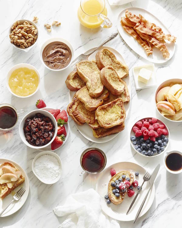 5 Brilliant Food Bar Ideas For Last Minute Entertaining