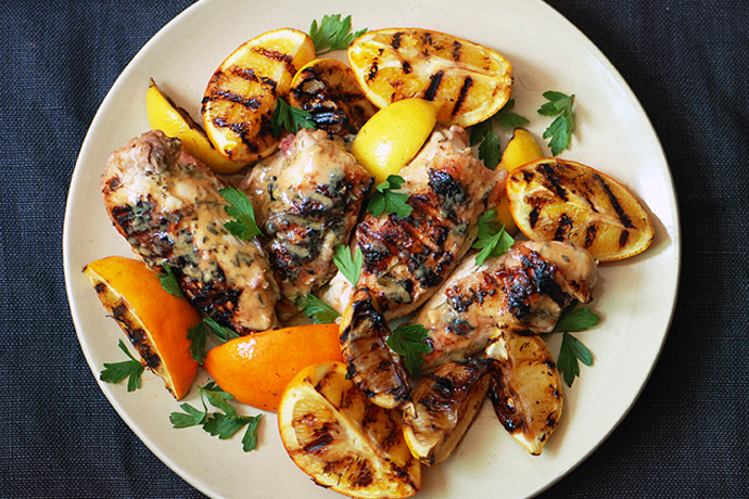 5 summery grilled chicken recipes that will make chicken for dinner exciting again.
