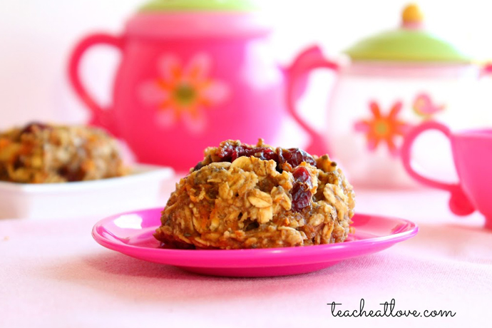 Healthy, low-sugar baby cookie recipes that you can feel good sharing with your baby or toddler.