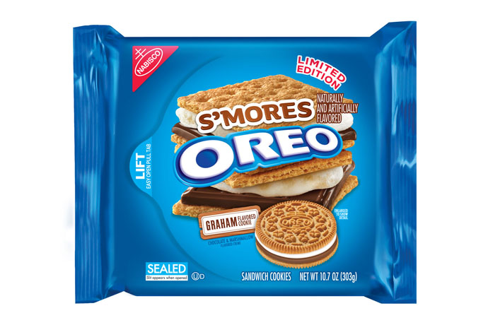 Web coolness: S'mores Oreos, the world's best ice cream, and something you need to know about your Keurig.