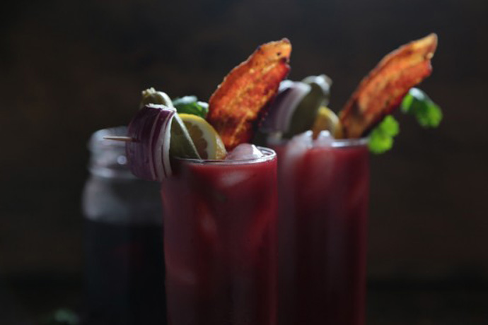 Weekend Toast: Bloody Mary cocktail and mocktail recipes to raise a glass to dad.