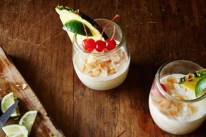 Weekend Toast: Pina Colada cocktails and mocktails to bring on tropical vibes.