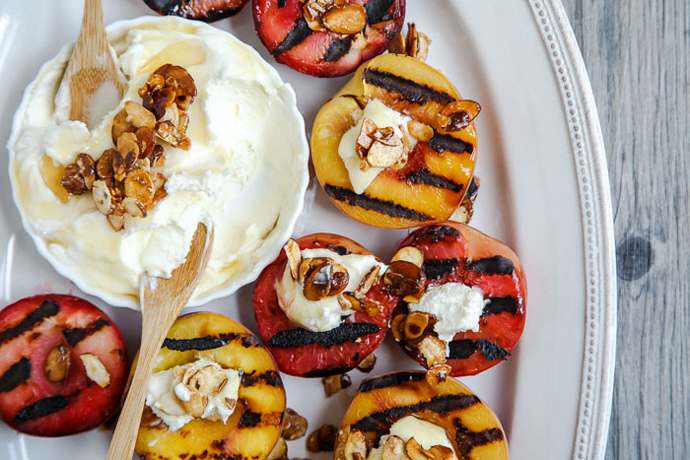 Make your summer cookout dessert sizzle with these sweet grilled fruit recipes.
