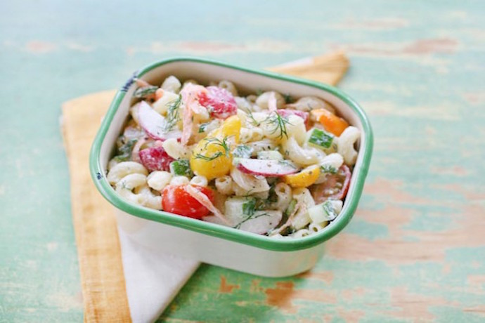 Not your mother's macaroni salad recipes: 7 tasty twists for a fresh take on a summer classic.