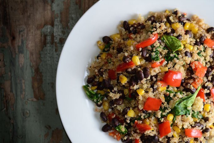 4 delicious, make-ahead grain salad recipes that make summer dinners so easy.
