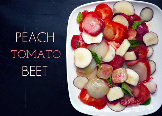 A simple summer salad recipe that everyone can share—even picky eaters.