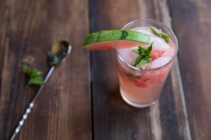 Weekend Toast: A watermelon cocktail and mocktail recipe for more ways to enjoy our favorite summer fruit.
