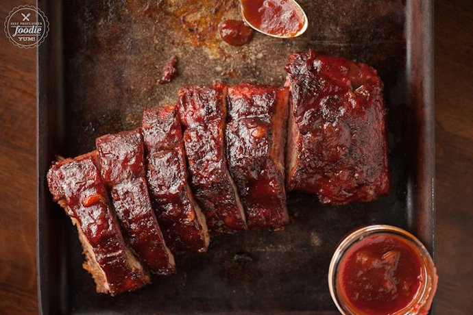 4 easy BBQ sauce recipes you can whip up at the last minute. Yes, even for today's cookout.