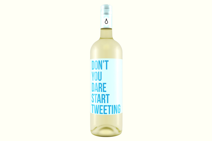 Funny wine labels that tell you like it is. Whether you want to hear it or not.