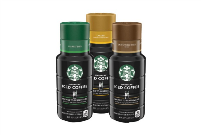 Starbucks Iced Coffee: Now in a big jug at your grocery store!