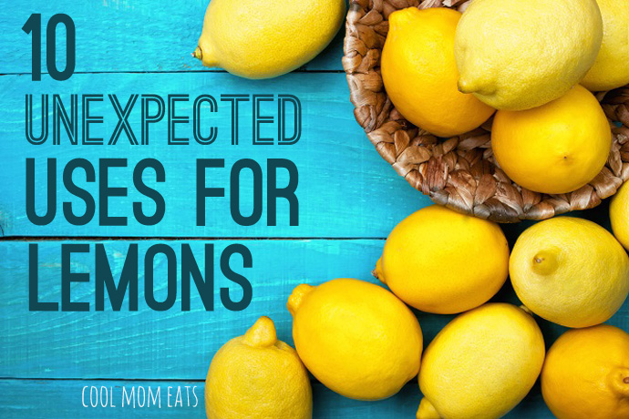 10 unexpected uses for lemons, from the perfect pot of rice to taking the itch out of bug bites. Yes, really.