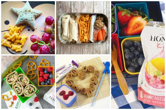 Rock the Lunchbox: Where to find healthy school lunch inspiration galore