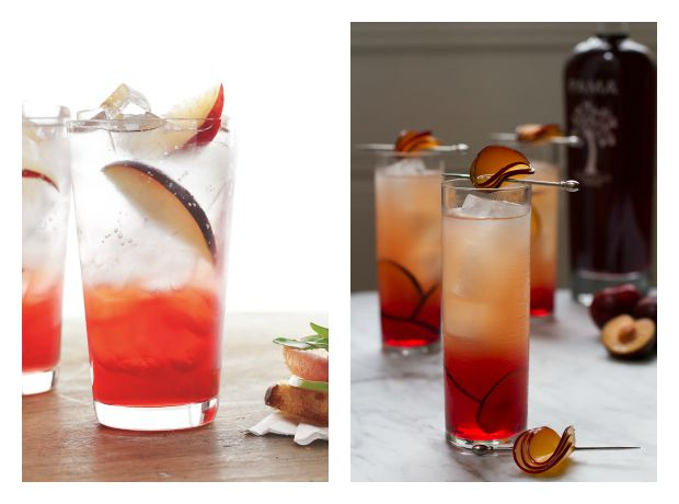 Weekend Toast: End-of-summer plum cocktails to drink while we pretend it's not the end of summer.