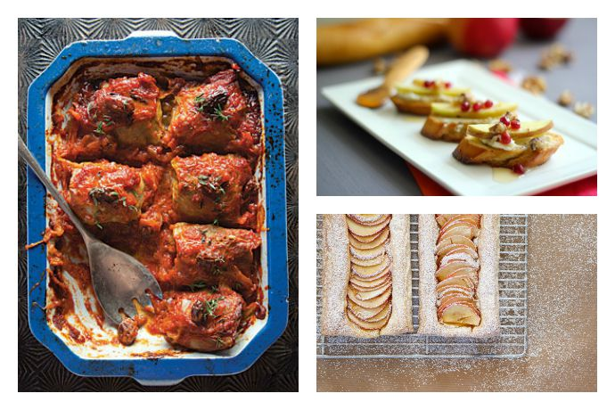 Rosh Hashanah recipes that make a killer holiday meal, or a menu for any fall dinner party.