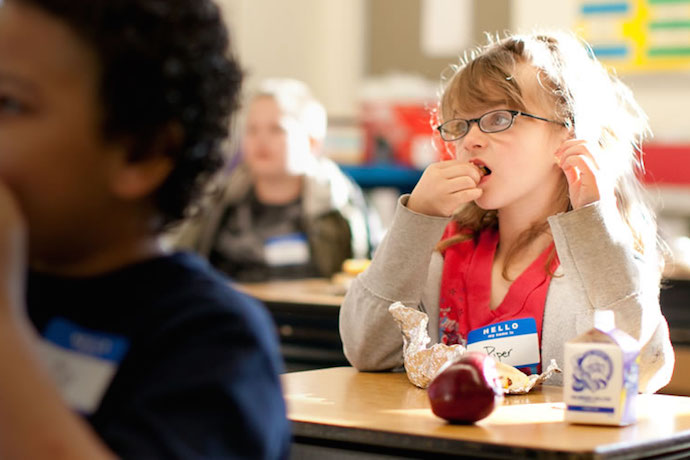 How you can help the No Kid Hungry movement this month.