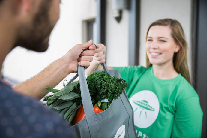 Let these 6 great grocery delivery services do the shopping for you.
