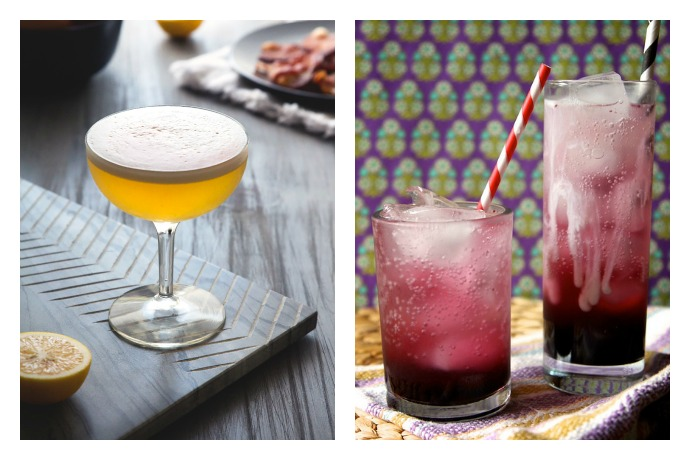 Weekend Toast: A maple cocktail and mocktail for a fun-filled fall weekend.