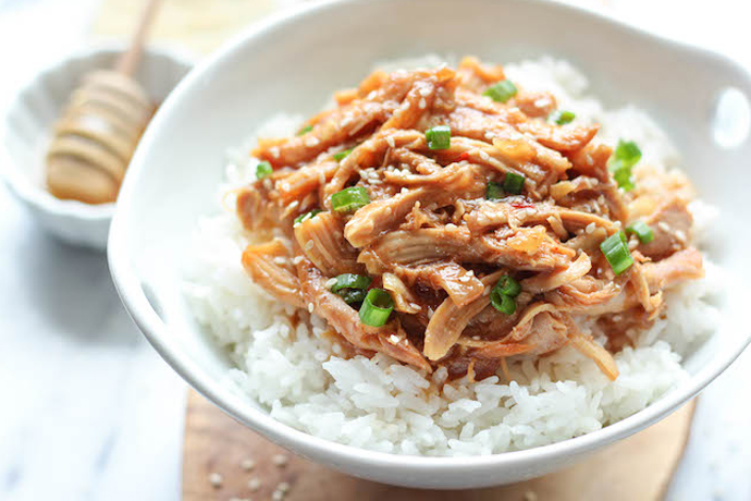 Skinny slow cooker recipes for easy fall dinners.