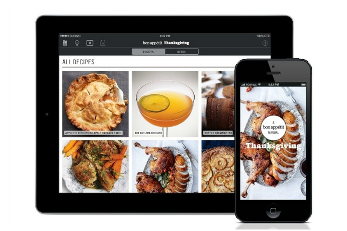 6 food apps that bring helpful tech to your Turkey Day prep