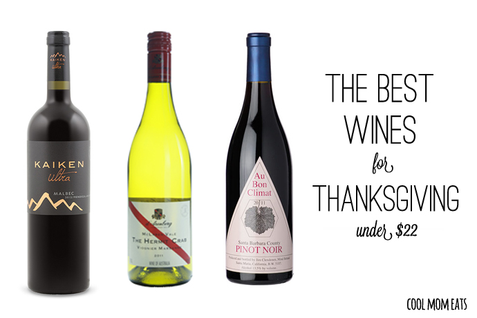 Weekend Toast: The best wines for Thanksgiving under $22.