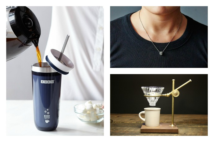 Coffee gifts for the caffeine obsessed: Cool Mom Eats holiday gift guide 2015