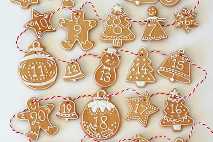 8 fantastic food advent calendars for a delicious countdown to Christmas.