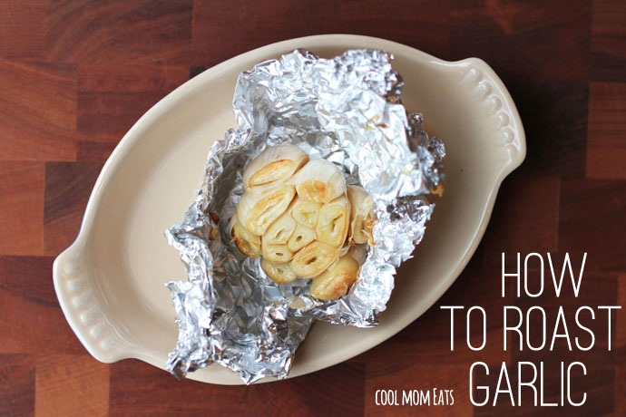 How to roast garlic in 4 easy steps, and 5 delicious ways to use it.