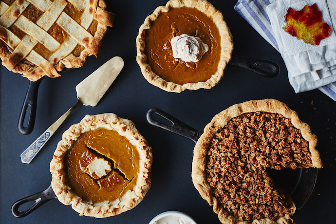The essential guide to 10 Thanksgiving pies: 5 classic recipes, plus 5 unexpected twists.