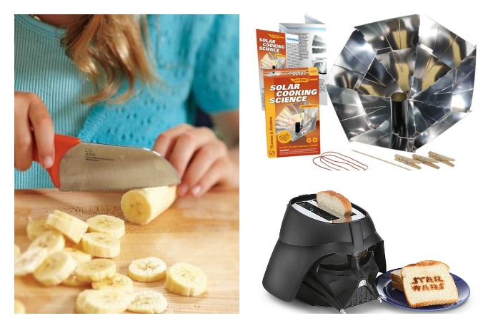 The best gifts for kids in the kitchen: Cool Mom Eats holiday gift guide 2015