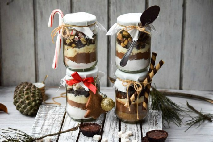 Pinterest christmas ideas food gifts
