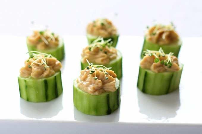 cocktail party snacks ideas