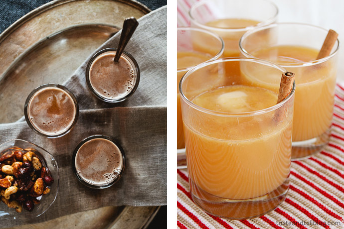 Weekend Toast: Hot buttered rum recipe, with or without booze, to keep everyone cozy this winter.