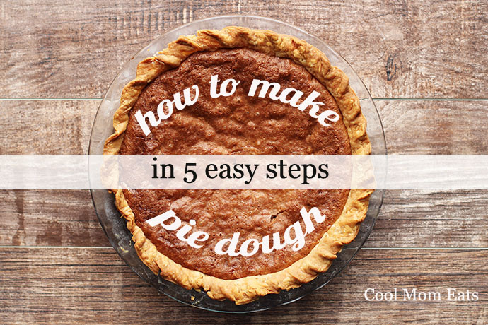 How to make pie dough in 5 easy steps, plus our favorite All-Butter Pie Crust recipe.