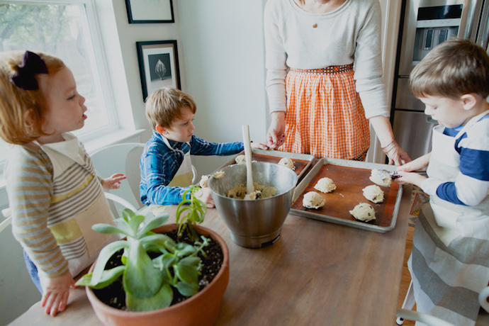 Helpful tips for baking with kids, and 6 recipes to get you started.