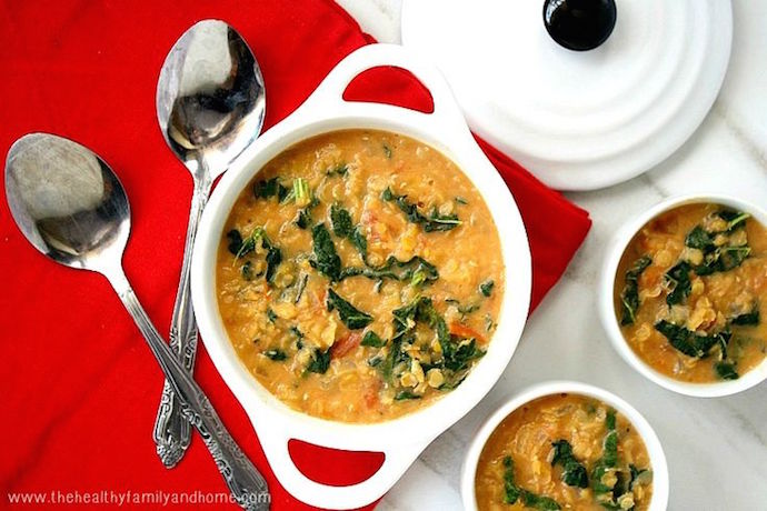 Healthy soup recipes that will have the kids asking for seconds.