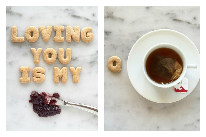 Very punny, food-themed Valentine's Day printables perfect for the classroom. And to make you smile.