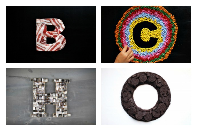 Web Coolness: Cool A to Z food photos, Adele pranks Jamba Juice, and a Parmesan cheese recall.