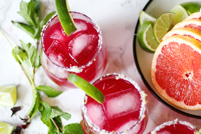 5 tasty twists on classic margarita recipes, because sometimes you have to go beyond basic.
