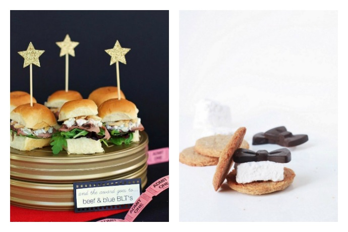 Plan a fun but easy dinner with these Oscar party food ideas | Cool Mom Eats