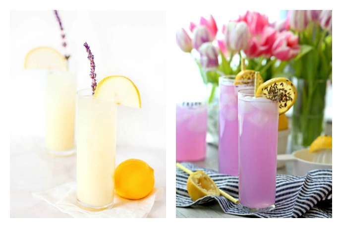 Weekend Toast: Raise a glass to spring with these lavender cocktail and mocktail recipes.