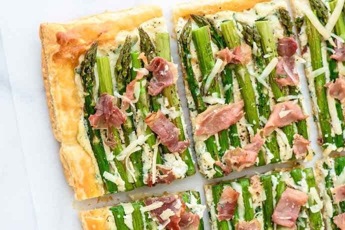 6 delicious make ahead recipes for Easter brunch that will still taste perfect on Easter morning.