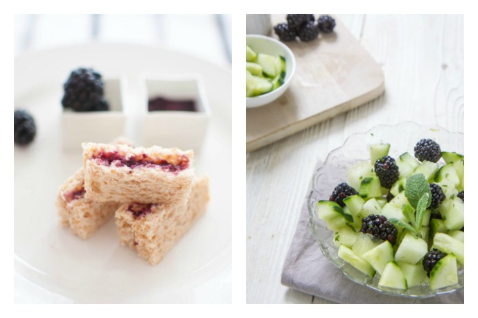 8 healthy finger food recipes for toddlers that you'll love, too. (Smart snacking for all!)