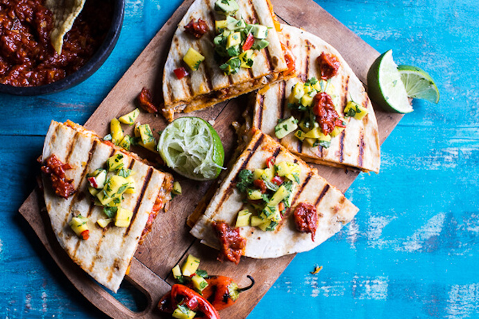 Adios, cheese quesadillas! These 8 tasty, family-friendly quesadilla recipes go way beyond the basics.