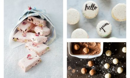 9 gorgeous homemade food gifts for Mother's Day.