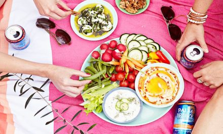 How to pack the perfect picnic, plus picnic recipes for easy al fresco meals.