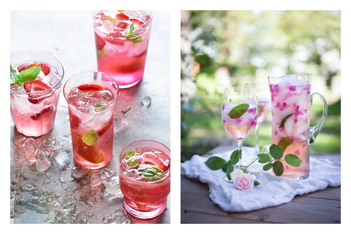 Weekend Toast: Rosé wine cocktail recipes, because it's time.