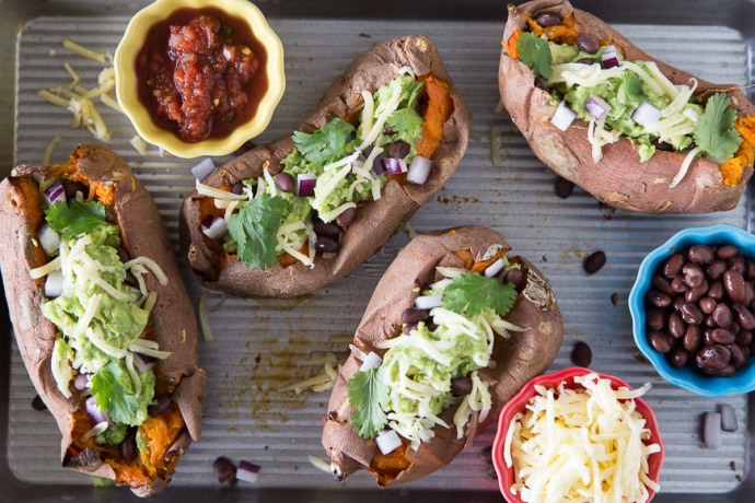 How to roast sweet potatoes in a slow cooker, plus 4 outrageous recipes for devouring.