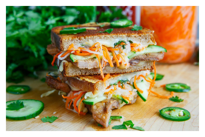 8 delicious, unexpected grilled cheese recipes beyond the ordinary, in time for National Grilled Cheese Month
